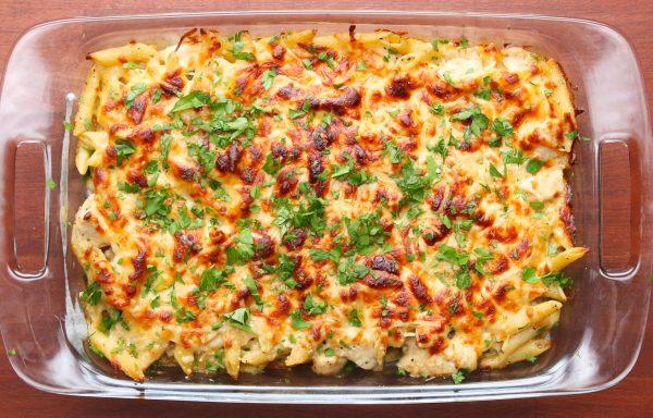 Chicken Cheesy Pasta