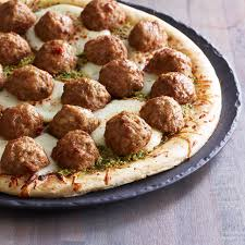 Chicken Kofta Pizza