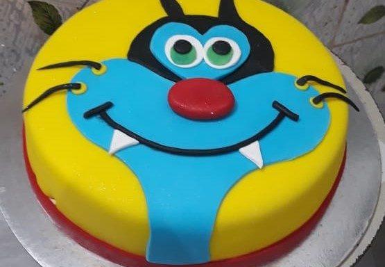 Fondant cakes-16